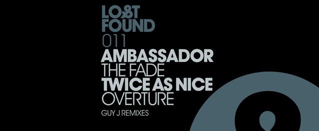 Guy J remezcla The Fade en Lost & Found