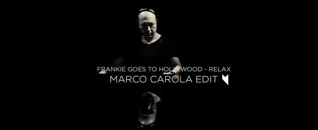 Marco Carola hace un edit de Relax y lo regala