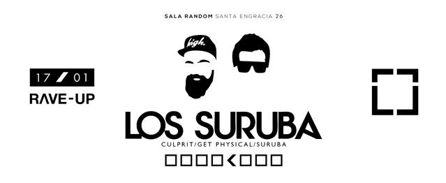 Los Suruba aterrizan el viernes en Blackout