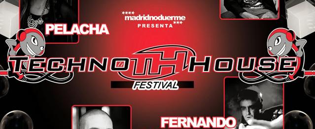Techno House Festival revive por una noche en Fabrik