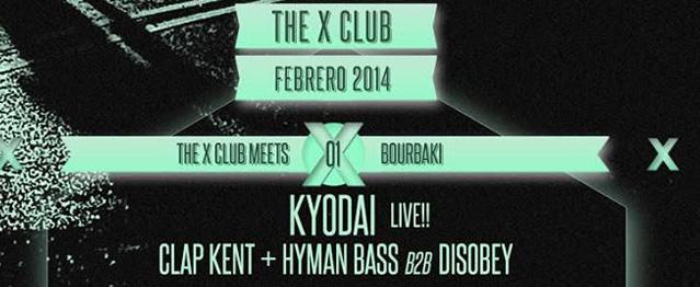 Febrero en The X Club