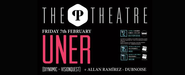 Uner presentará Tune 432 en el Teatre Principal