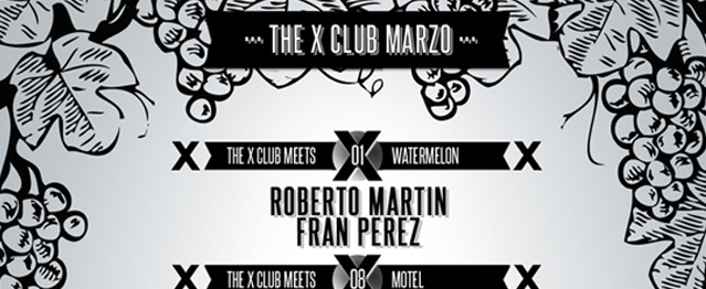 Marzo en The X Club