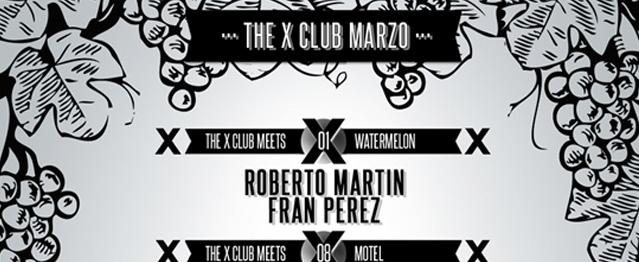 Marzo en The X Club