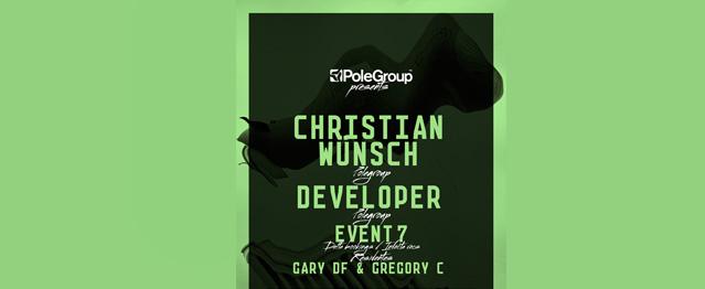 PoleGroup vuelve a Aera 51 con Christian Wünsch y Developer