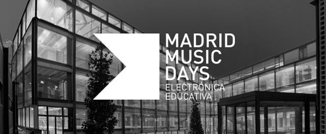Madrid Music Days ya tiene sede principal: El COAM