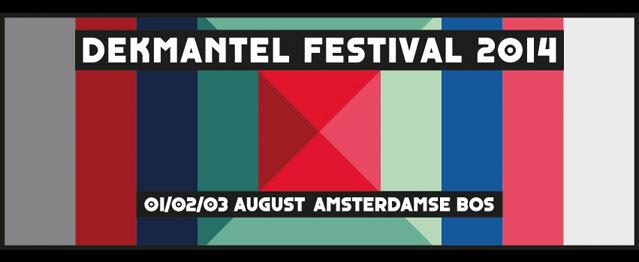 Primer avance de Dekmantel Festival 2014