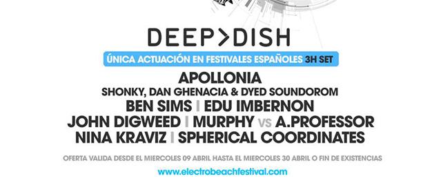 Electrobeach 2014 anuncia su primeros artistas