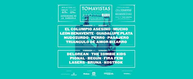 Tomavistas, nuevo festival madrileño