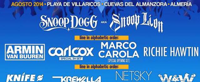 Marco Carola abrirá Dreambeach 2014