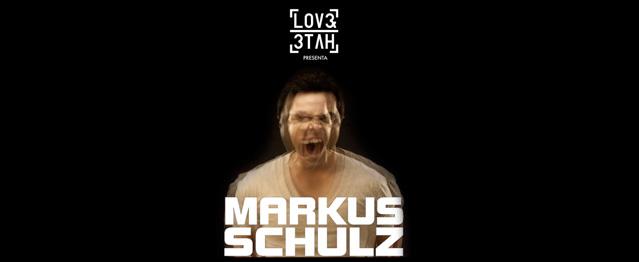 Markus Schulz recalará en Madrid el 10 de mayo
