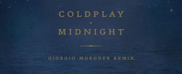 Coldplay por Giorgio Moroder