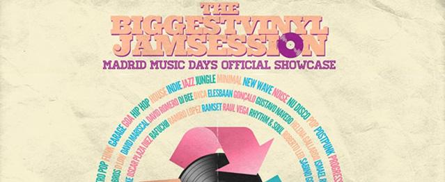 La mayor Jam Session de vinilos en el 5º Aniversario de Alma Soul Music