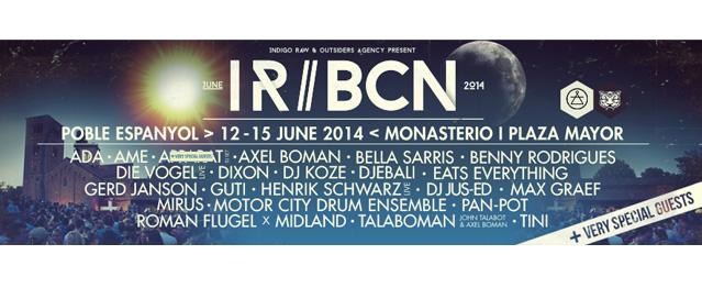 Indigo Raw BCN tendrá segunda edición en junio