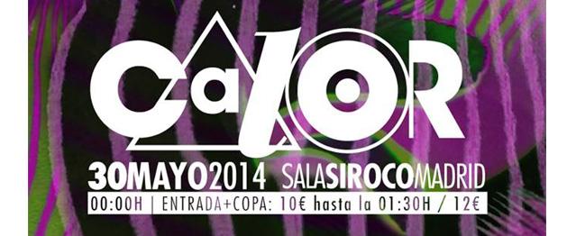 DJ Slow aterriza en Madrid este viernes de la mano de CALOR