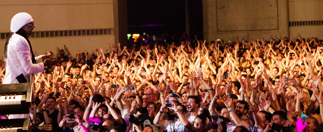 Sónar Festival 2014
