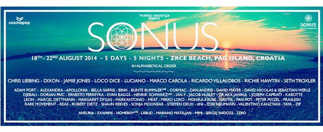 Sonus Festival anuncia más artistas