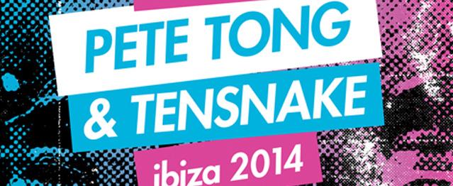 El sonido de Ibiza según Pete Tong y Tensnake