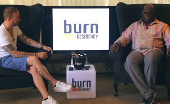 burn Residency Websode 10 @ BBTV