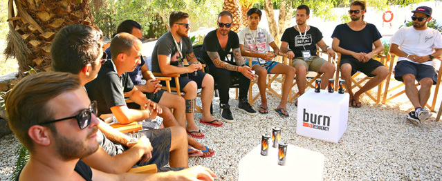 Burn Residency: The Bootcamp 2014