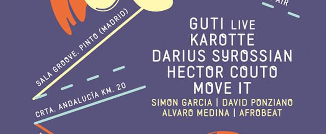 Karotte, Guti, Darius Syrossian y Hector Couto en la nueva edición de Replay