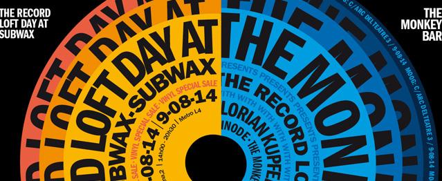 La tienda de discos The Record Loft en Barcelona por un día