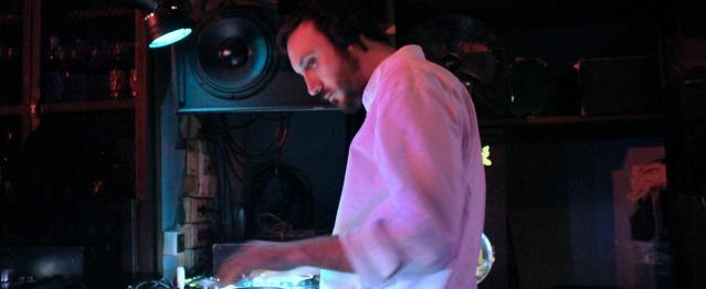 John Talabot en Moog
