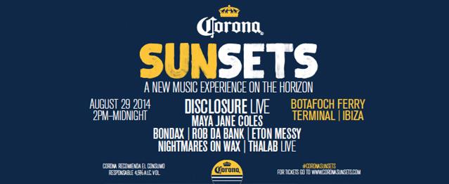 Disclosure y Maya Jane Coles en Corona Sunsets Festival