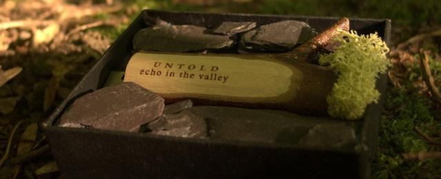 Untold estrena mixtape en un pedrive de madera