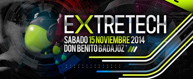 Cuatro años después regresa Extretech Festival
