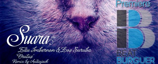 Escucha el nuevo trabajo de Edu Imbernon y Los Suruba en Suara
