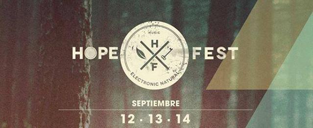 Hope Fest, tres días de electrónica en Murcia