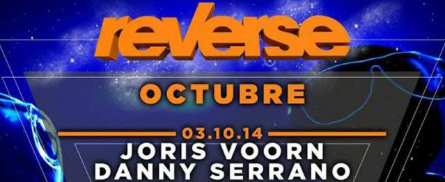Reverse presenta su programación de octubre