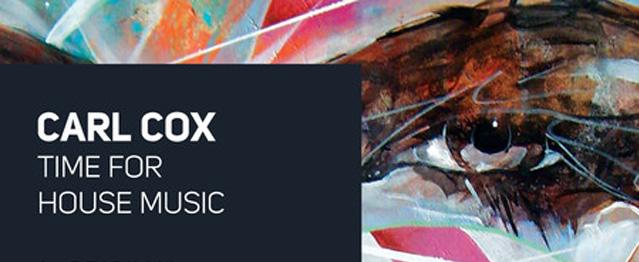 Carl Cox editará E.P en Circus Recordings