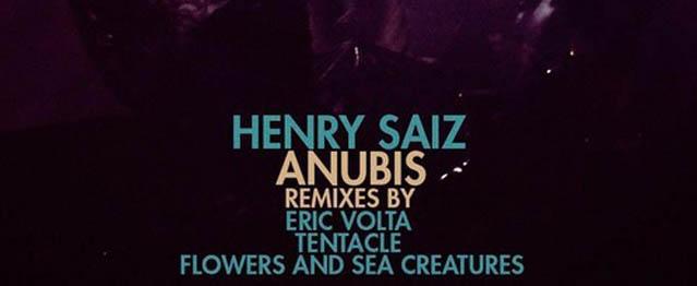 Anubis, Goya y Henry Saiz
