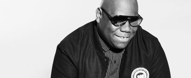 Funk & Soul de la mano de Carl Cox