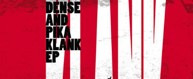 Nuevo material de Dense & Pika en Hotflush