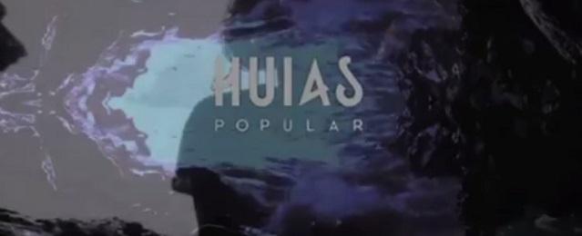 HUIAS anuncian P O P U L A R, su disco de debut en Sonido Muchacho