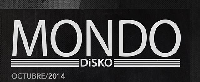 La progamación de octubre de Mondo Disko