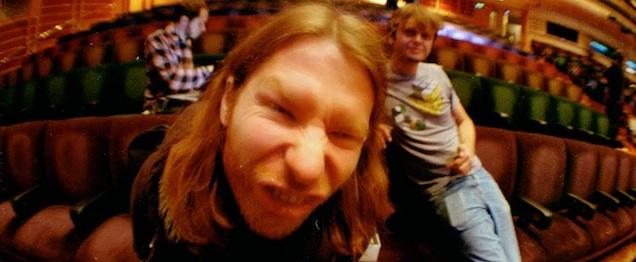 Aphex Twin comparte material inédito a través de su nuevo Soundcloud
