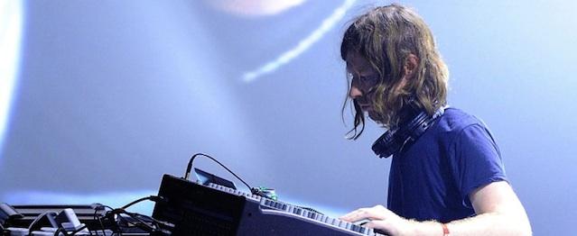 Aparecen en su Soundcloud más temas de Aphex Twin
