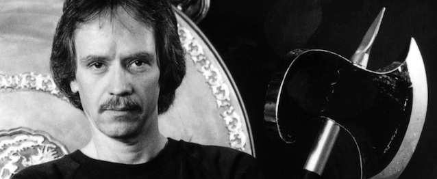 """John Carpenter deja catar """"Vortex"""", su nueva canción como solista"""