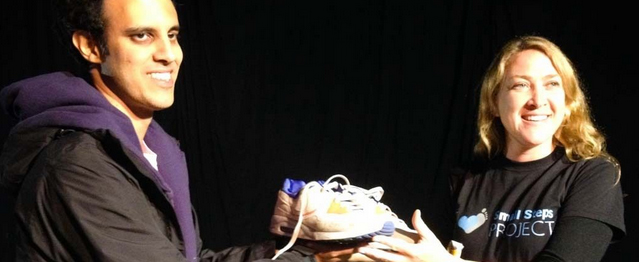 Four Tet subasta sus Nike Air Max en eBay