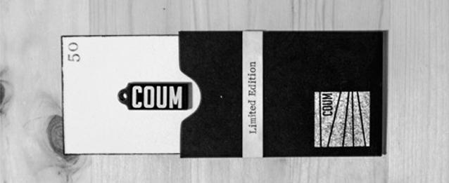 Toda la discografía de COUM en USB