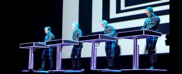 Kraftwerk 3D, en abril en el Liceu de Barcelona