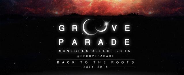 Groove Parade anuncia su line up al completo