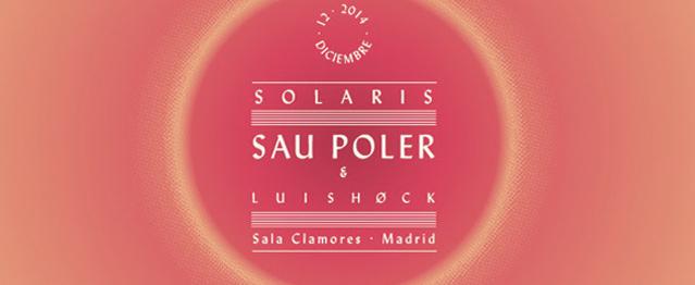 Sau Poler y Luishøck, padrinos de Solaris