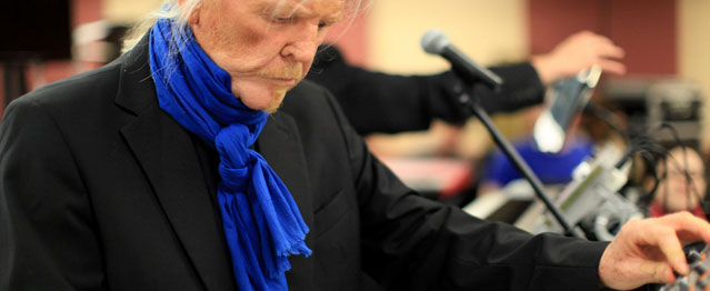 Muere Edgar Froese, fundador de Tangerine Dream