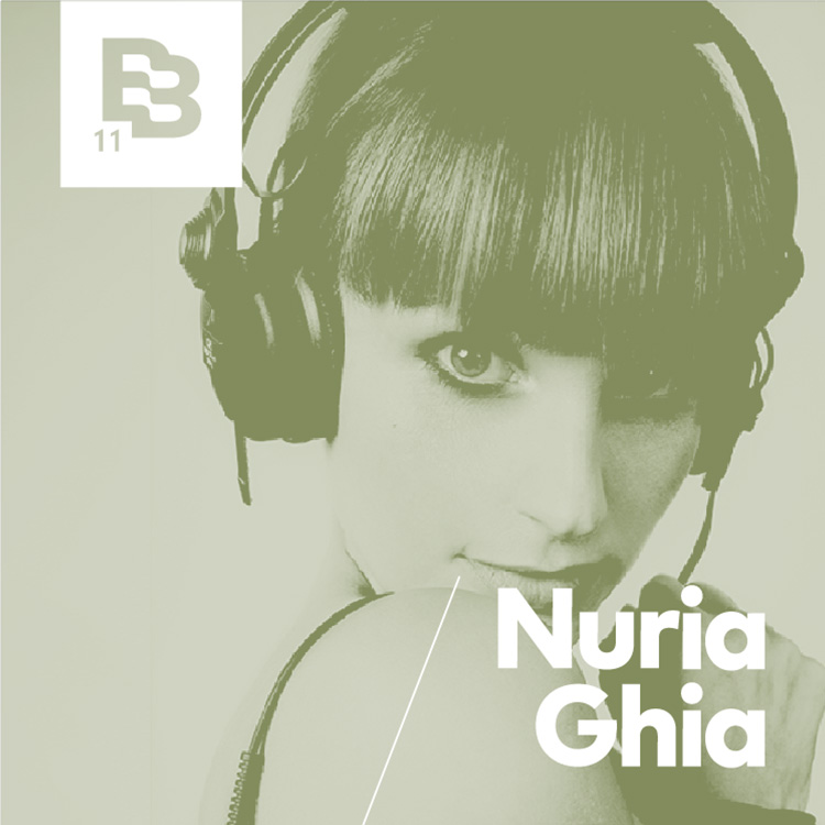 Nuria Ghia | Blue Cube Records