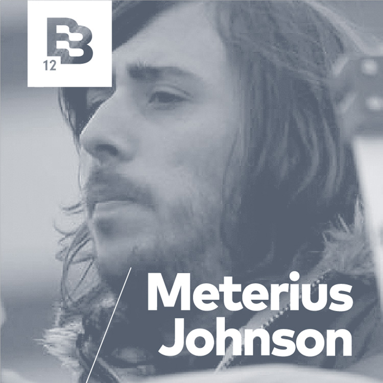 Meterius Johnson | Alma Soul Music
